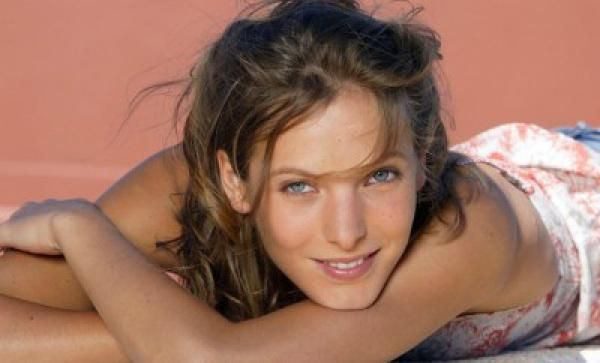 Actrice Francaise nue